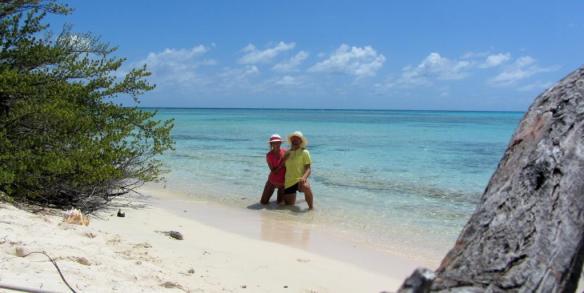 Barbuda - Spanish Point