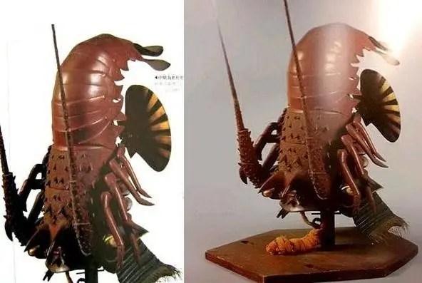 龍蝦、老鼠、兔子,圖看日本武士的頭盔,腦洞太大!
