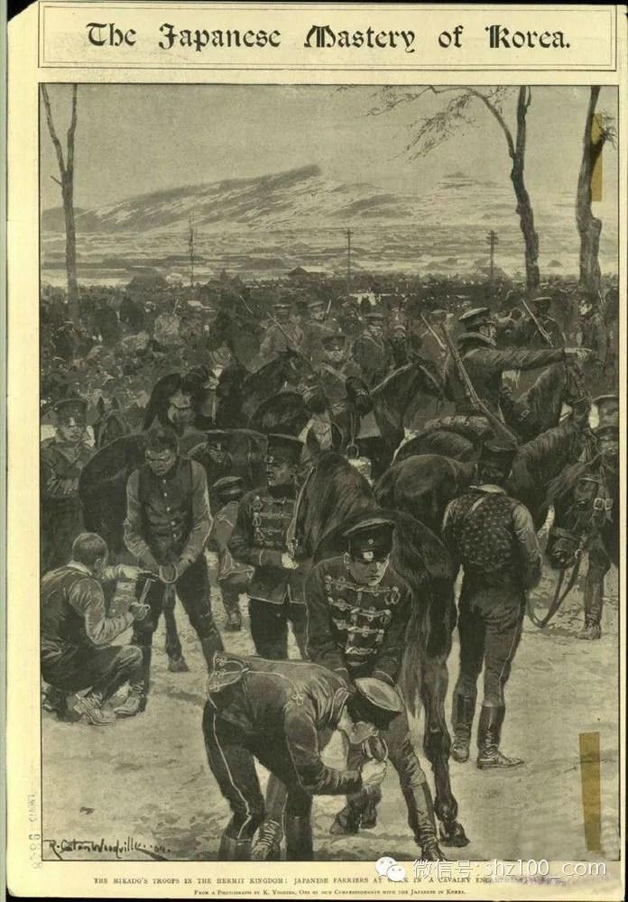 英軍記錄下的甲午戰爭