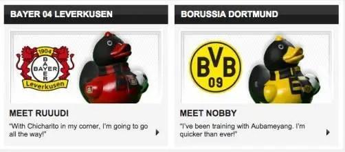 不是很懂這些寂寞的德國人,鴨子有那麼好玩嘛?