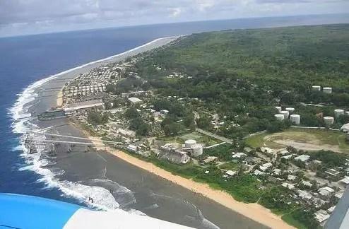 世界上最小的島國,國土面積還沒有中國的一個鎮大!