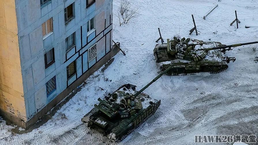 烏克蘭軍隊向東部地區集結 大戰一觸即發