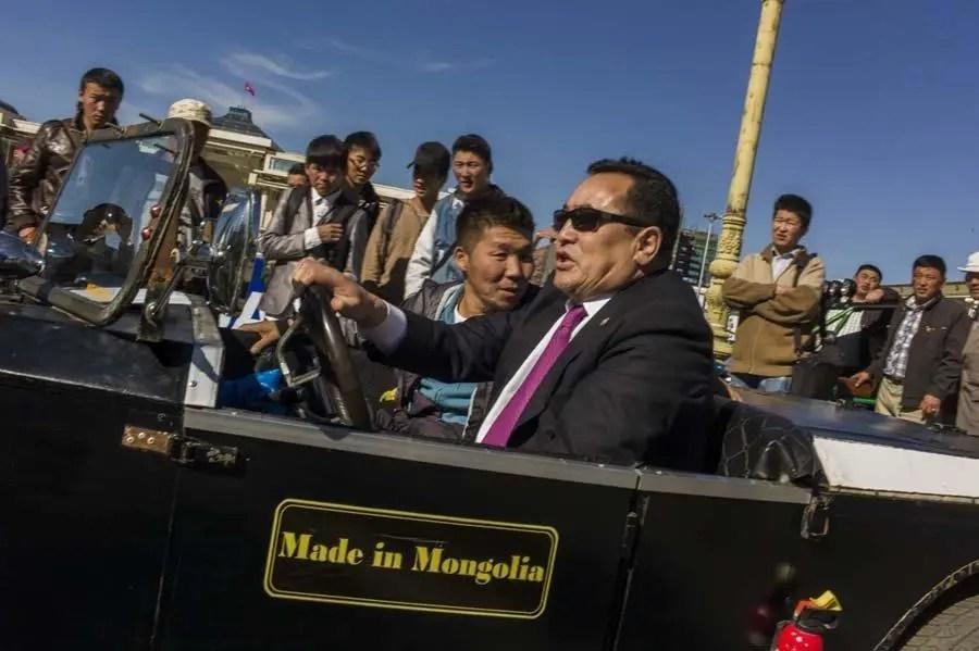 揭秘蒙古國的奢華生活,但只屬於他們