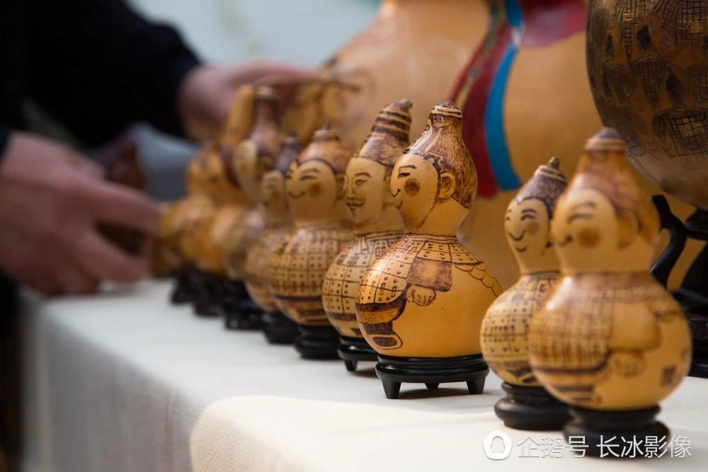 葫蘆諧音福祿寓意吉祥 一件精美的葫蘆工藝品帶回家吉祥如意