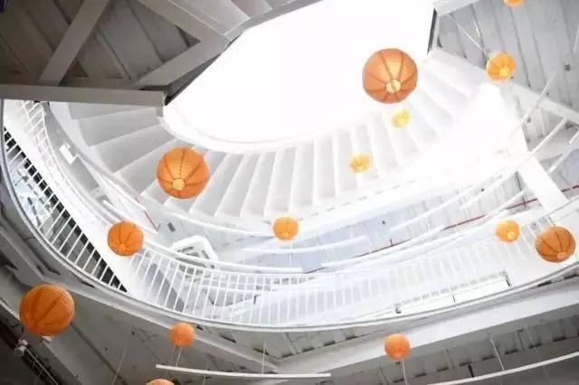 室內設計遊學,帶你參觀上海最先鋒的辦公與商業空間