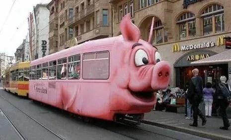 街上看到的奇葩的汽車,第一個像鍋蓋頭,第六個看著好嚇人!