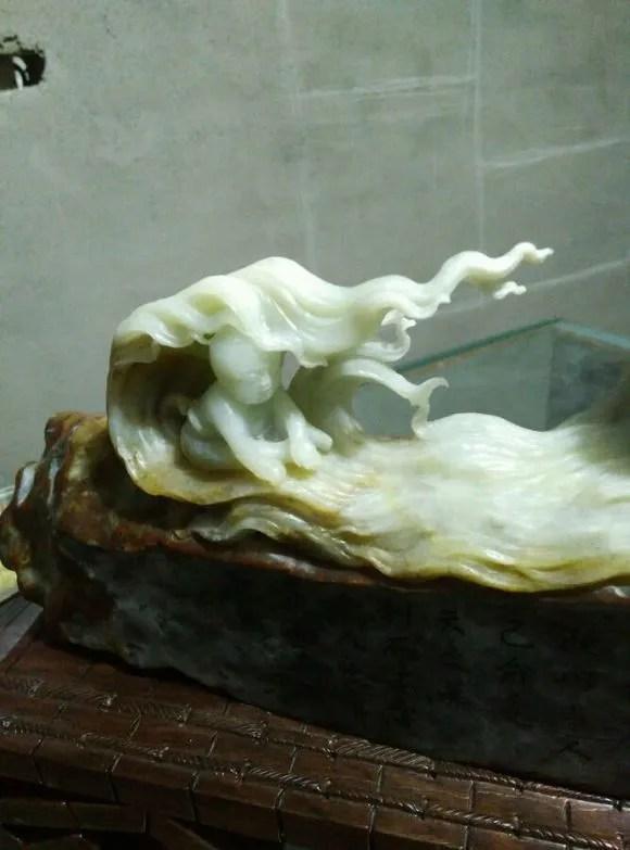 「傳承」——岫岩花玉雕刻作品欣賞