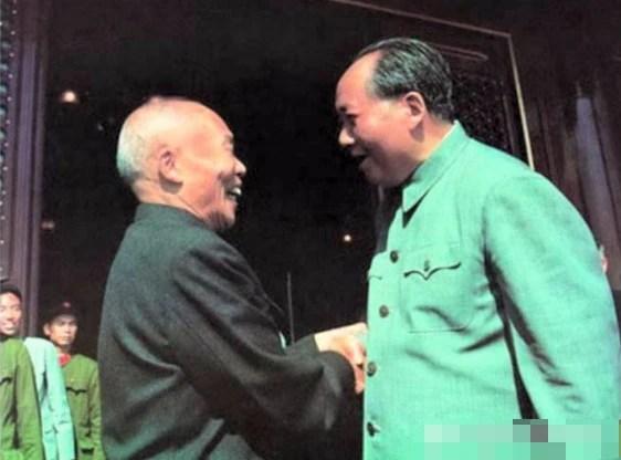 李宗仁去見毛主席,但被毛主席問懵了!