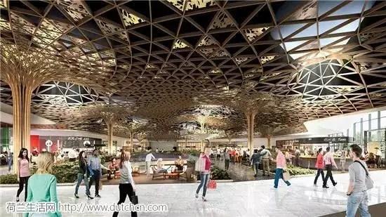 海牙要建全荷最大購物中心咯!以後不用老跑阿姆和打折村了