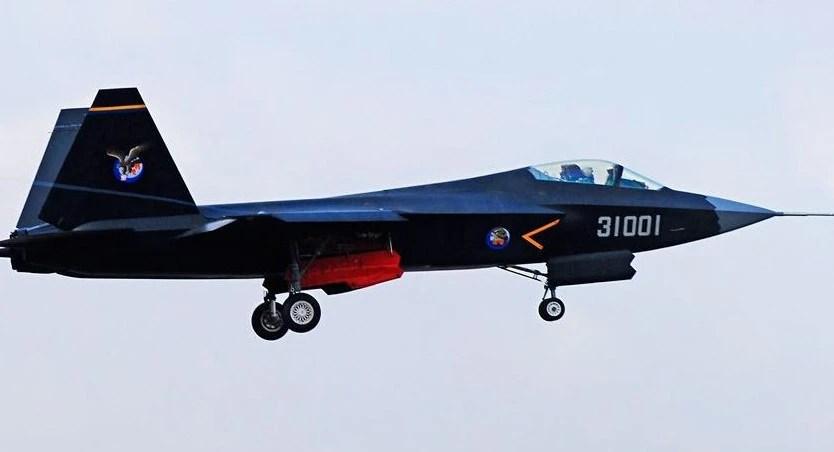 俄稱:中國第二款五代戰機試飛成功,振奮人心