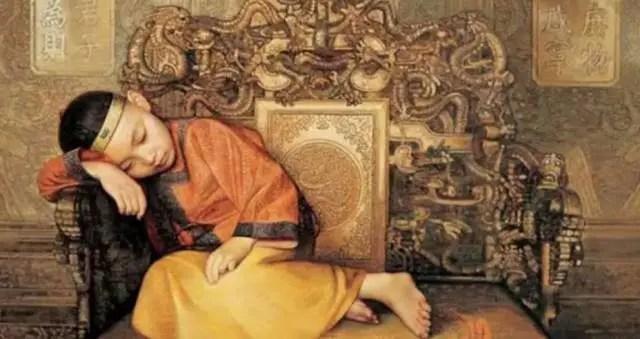 雍正為何不立二十歲的弘時而立小孩兒弘曆為儲君,是因為偏心嗎?