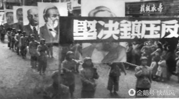 Image result for 50年代全国镇压反革命分子
