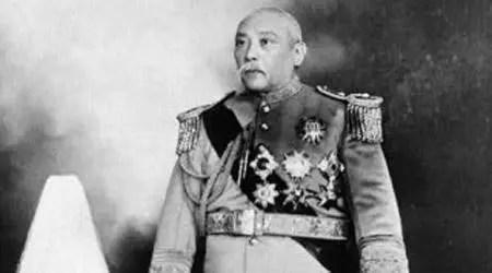 1915年,56歲的袁世凱決定當皇帝,只因收到一份東西