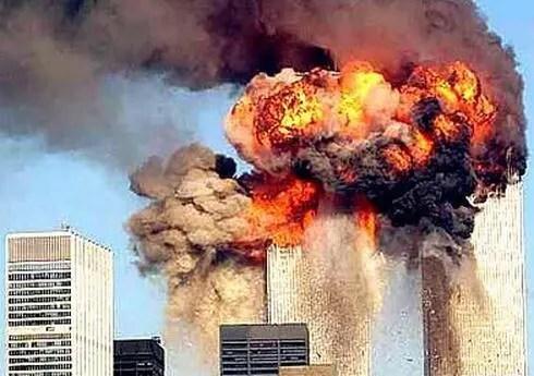 鏡頭下的2001年:美國灰色的911事件
