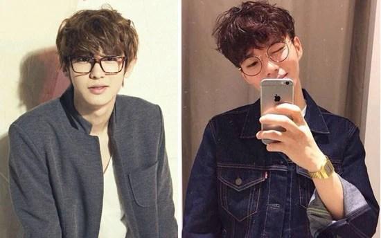 戴眼鏡的男生適合什麼髮型?