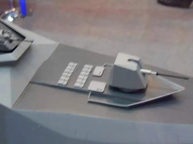 花5億歐元訂2艘2150噸戰艦 開工前改設計 至少超056型