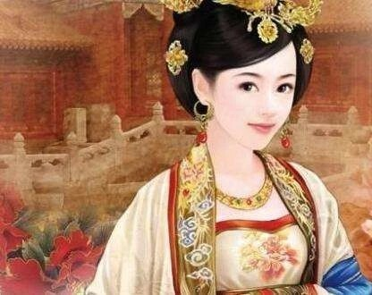 史上最美皇后張嫣的生母長這樣!原來美真的都是相似的!