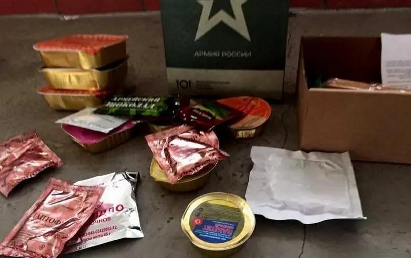 中美俄單兵口糧都有啥?美國花生醬相當於中國老乾媽,俄咸到齁嗓