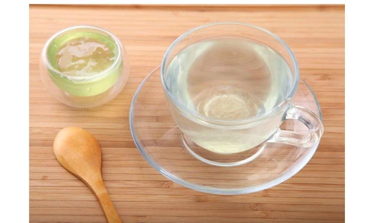 蜂蜜蘆薈茶,既滋養肌膚又瘦身美體
