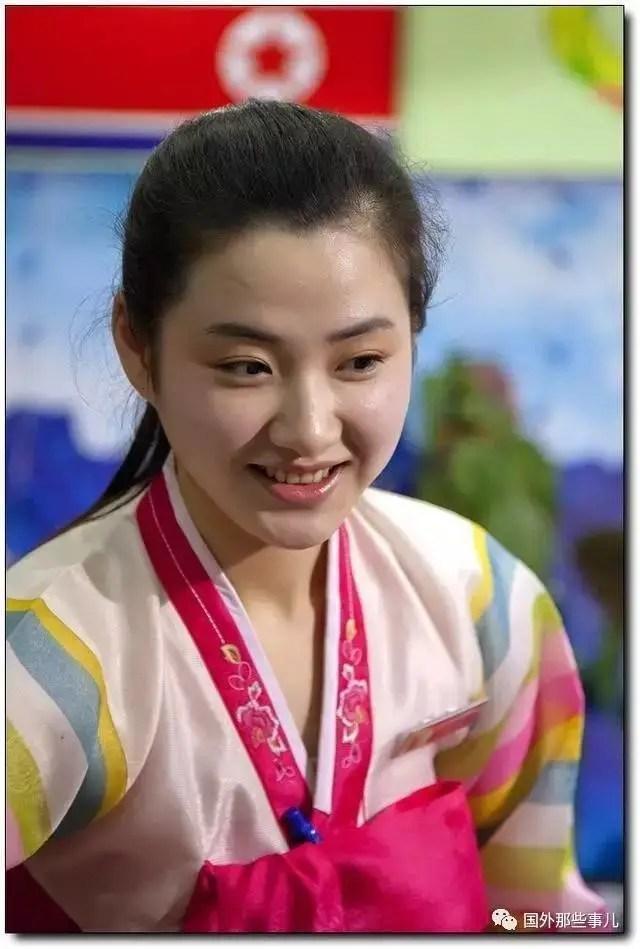 對比下朝鮮和韓國妹子,她們的區別實在太大