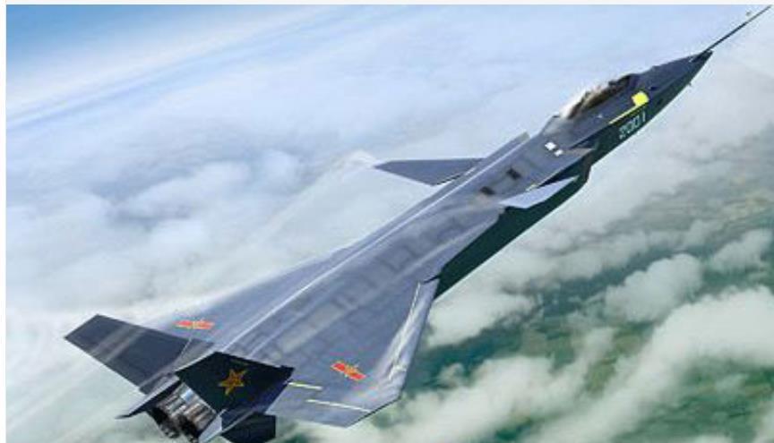 2017年開年國產殲-20再度成熱點,秘密運往這個地方