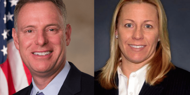 Jacquie Atkinson, San Diego Rep. Scott Peters' GOP foe, trails badly in early fundraising