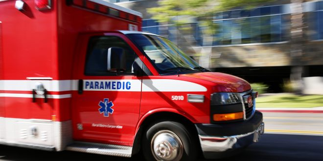 Newsletter: Advanced EMTs practically overlooked, except by Border Patrol