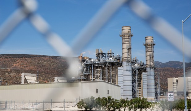 The Otay Mesa Energy Center is the biggest source of power now for the San Diego region. June 21, 2016, Megan Wood/inewsource
