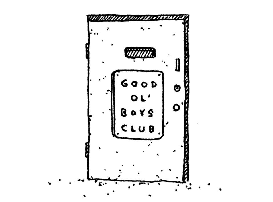 Chlapek Good Ol' Boys Club