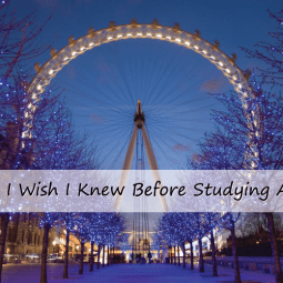 (Things I Wish I Knew Before Studying Abroad) Week 4: Language Barriers in London??