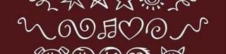 かわいらしいSymbol Font(シンボルフォント)8選