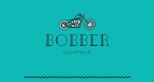 Bobber-Typeface