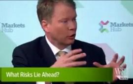 Steve Blumenthal, CEO, CMG Capital Management Group, on WSJ Live