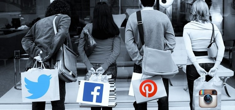Influencia Digital - Social-shopping