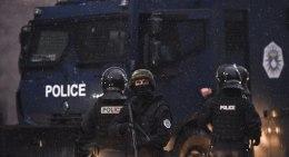 napadenie v Kosovo