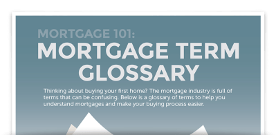 Mortgage Terms to Know| eLEND