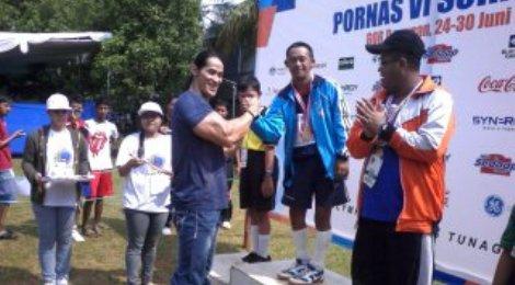 MatahariMall.com Donasikan Dana Rp200 juta ke Atlet SOIna