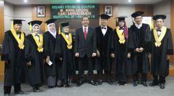 Muhammad Awaluddin Raih Gelar Doktor