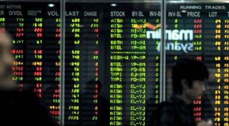 IHSG Ditutup Melemah 32 Poin
