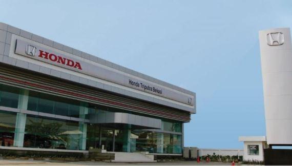 Honda Resmikan Dealer ke-127 Di Bekasi