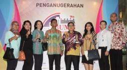 Jamkrindo Raih Penghargaan Golden Trophi