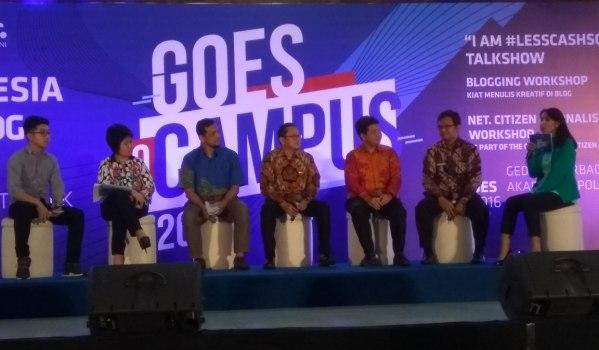 BI Goes To Campus Digelar di Semarang