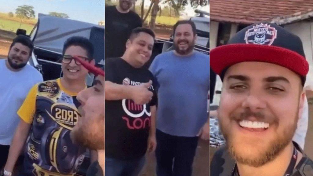 """Zé Neto se reúne com amigos sem máscara e dispara: """"Todos pegaram Covid"""""""