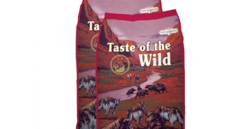 Bezobilné krmivo Taste of the Wild