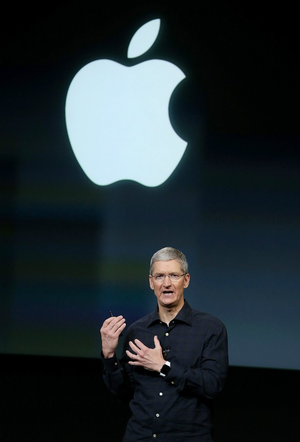 TIM COOK, PRESIDENTE DA APPLE, ASSUME SER GAY PUBLICAMENTE (Foto: GETTY IMAGES)