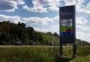 MRC de Portneuf : nouvel affichage routier et nouveau logo