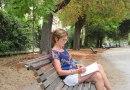 Claudine Paquet joue de la plume à Bordeaux