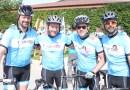 Le Tour CIBC Charles-Bruneau passe dans la région