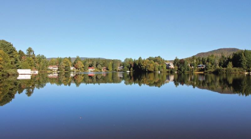 Couvert Lac Alain livre