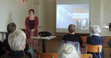 Biennale du lin : conférence-hommage à Micheline Beauchemin